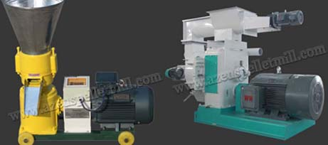 Wood Pellet Maker Machine