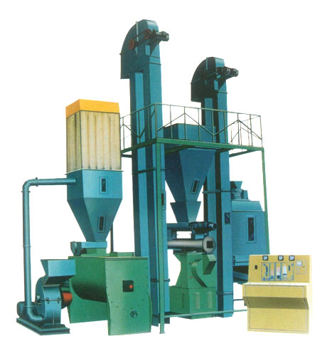 1T/H Chicken Feed Pellet Plant